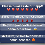 &lt;3 &lt;3 &lt;3 Rate this app!!! &lt;3 &lt;3 &lt;3